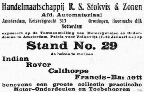 Francis 19210101 stokvis