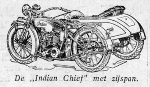 Indian Scout zijspan 19250211 stokvis