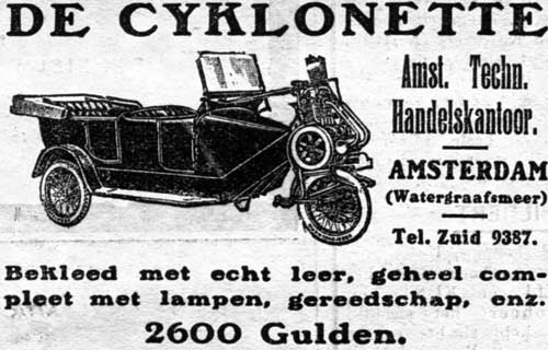 Cyclonette 19210809 ath