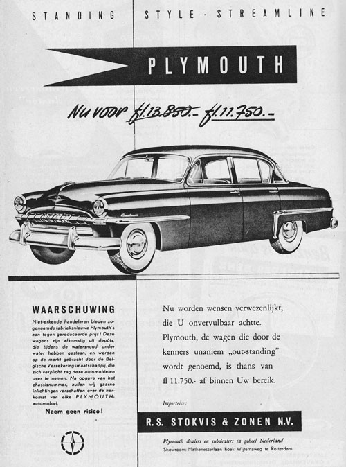 Plymouth 19530704 stokvis