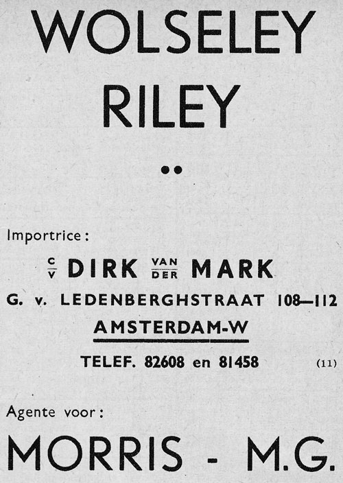 riley 19470125 dirk mark