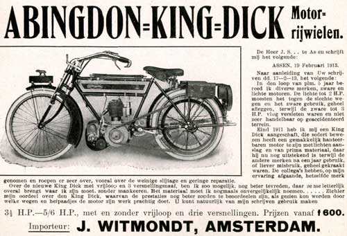 Abingdon king dick 1913 06 witmondt