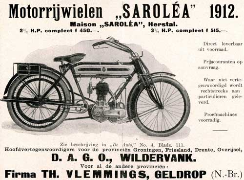 sarolea 1912 dago vlemmings