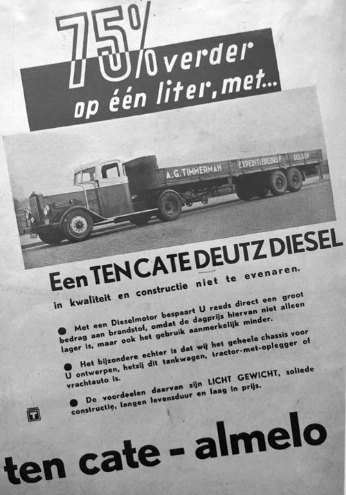 ten cate 19360000 deutz