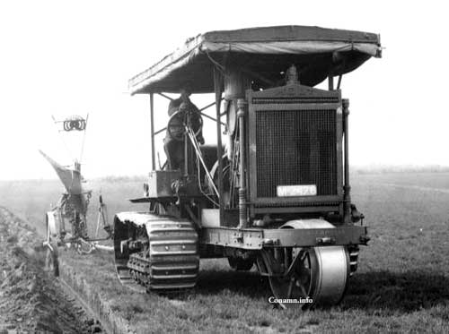tractor M 2476 1