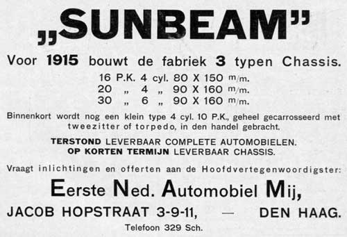 Sunbeam 19150428 enam