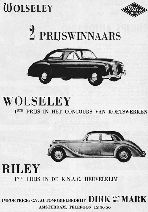 Riley 19530801 dirk mark