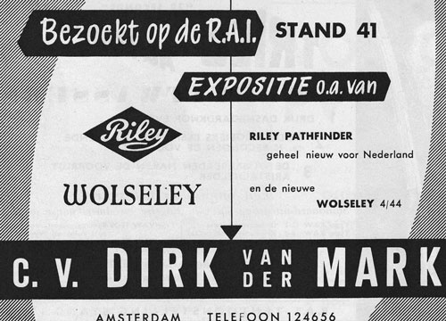 Riley 19540227 dirk mark