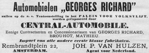 georges richard brasier 19040130 central automobile