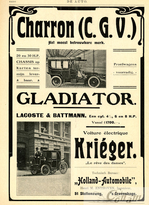 krieger-1905-holland-automobile