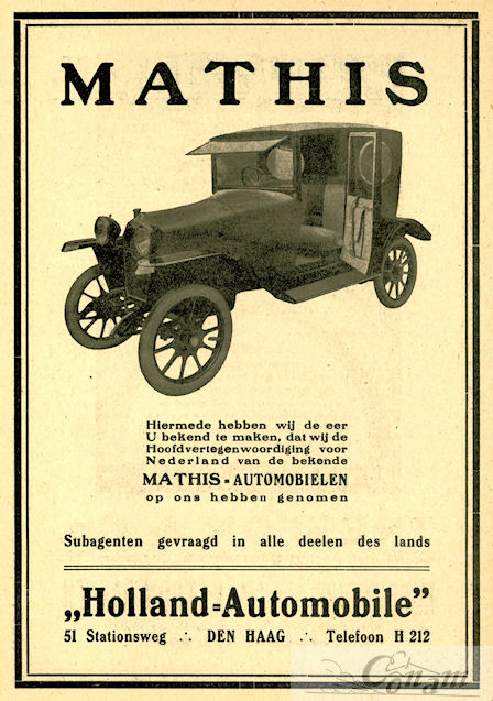 mathis-1920-holland-automobile