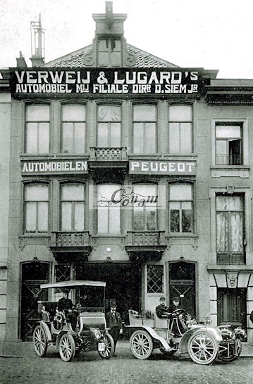 peugeot-verwey-showroom